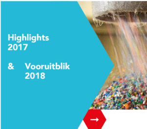 Jaarverslag met de resultaten van 2017 en een vooruitblik op 2018.