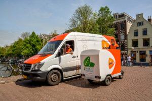Logistieke Hub HvA/UvA Duivendrecht