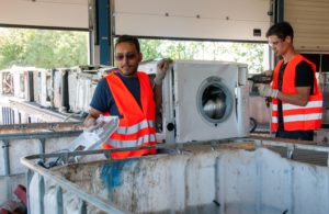 E-Waste hergebruiken van elektronische apparatuur