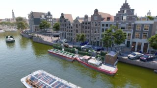 City Barging Stadslogistiek