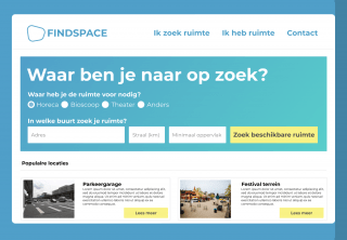 findspace ondernemerspitch