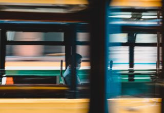 public transport corona