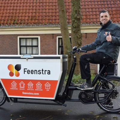 Thumbnail van Service logistics on the cargo bike: these are the lessons so far