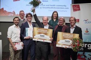 Smarthealthamsterdam-Zorginnovatieprijs