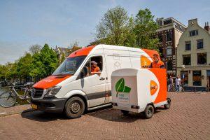 Gas op elektrisch | Amsterdam Economic Board