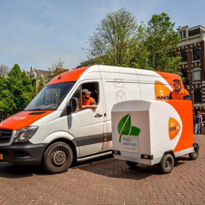 Thumbnail van Zero emissions by switching from gas to electric
