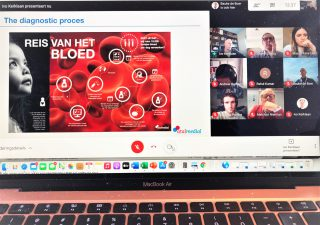 Atalmedial met AI Startup Lab