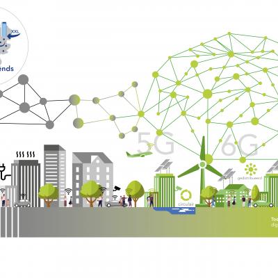 Thumbnail van Innovaties nodig voor transitie naar duurzame digitale infrastructuur