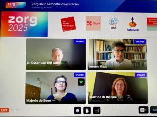 Gezondheidsverschillen health differences Zorg2025 | Amsterdam Economic Board