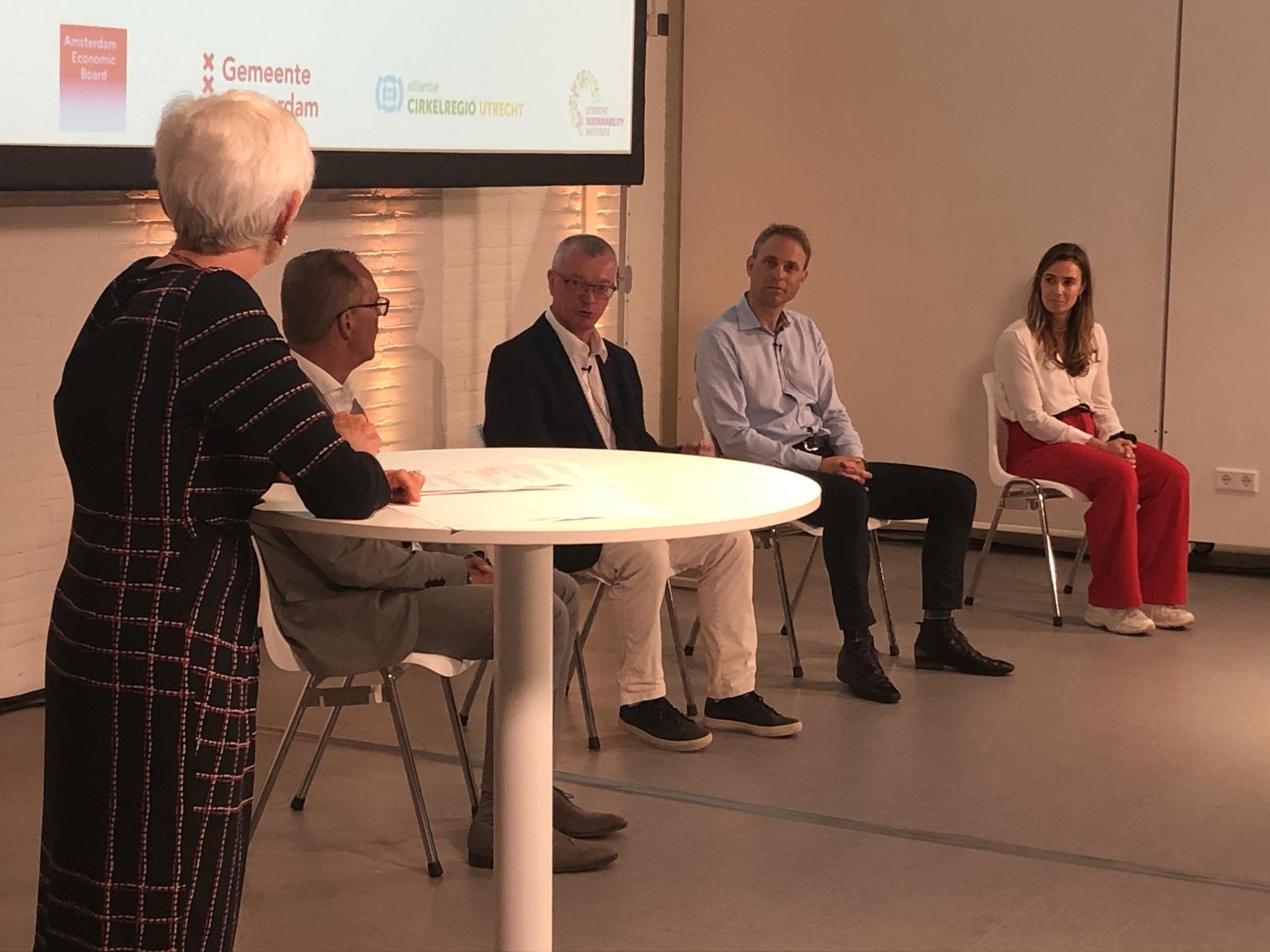 Zonnepanelen Meetup | Amsterdam Economic Board