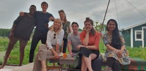 Young on Board team   Amsterdam Economic Board