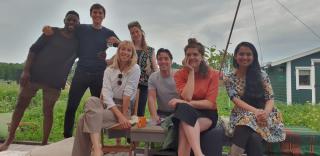 Young on Board team | Amsterdam Economic Board